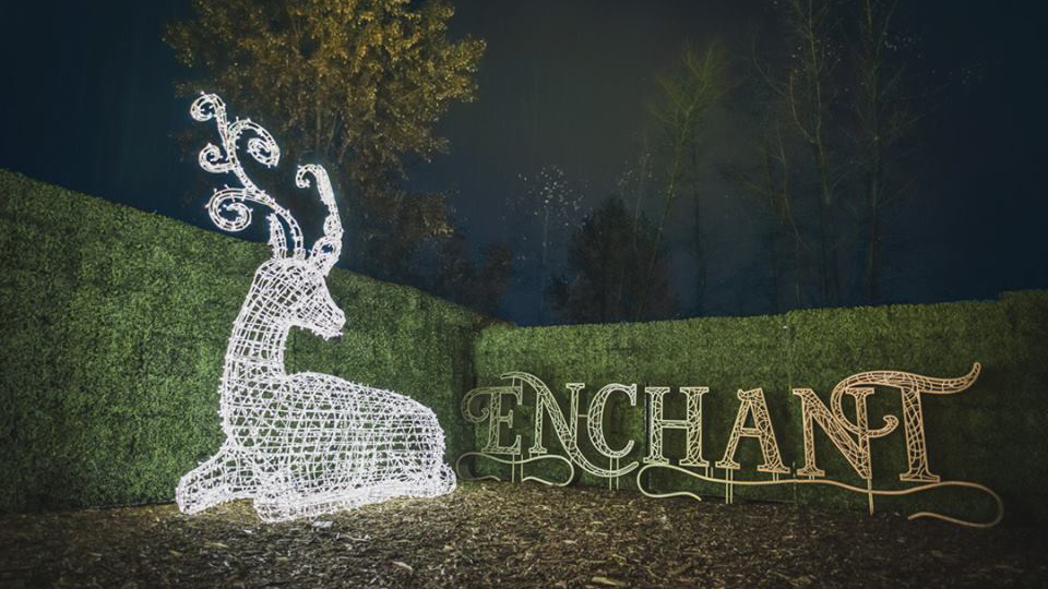 Enchant Christmas Facebook Page