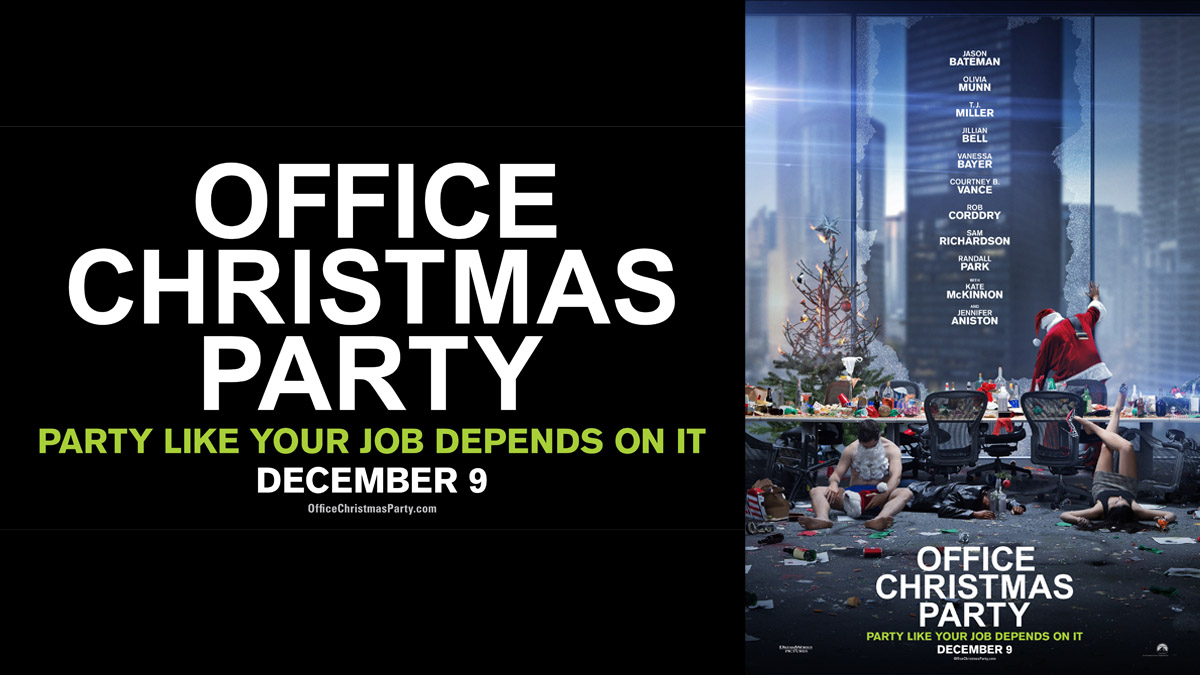 Trade Your Points for a chance to see Office Christmas Party before ...