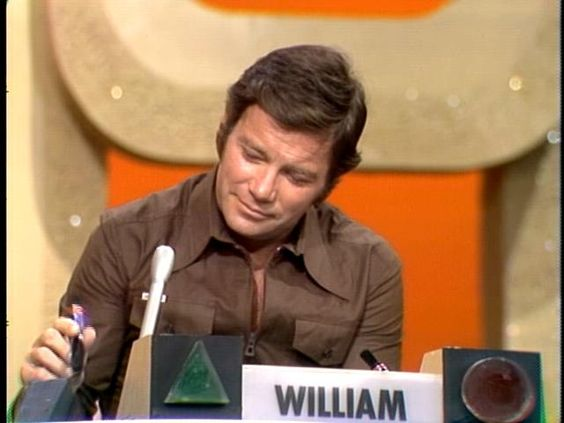 Shatner on Match Game