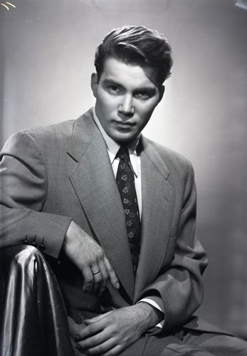 Young William Shatner