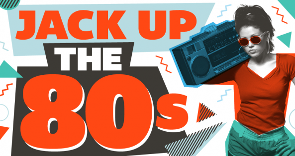 JACK Up The 80s!