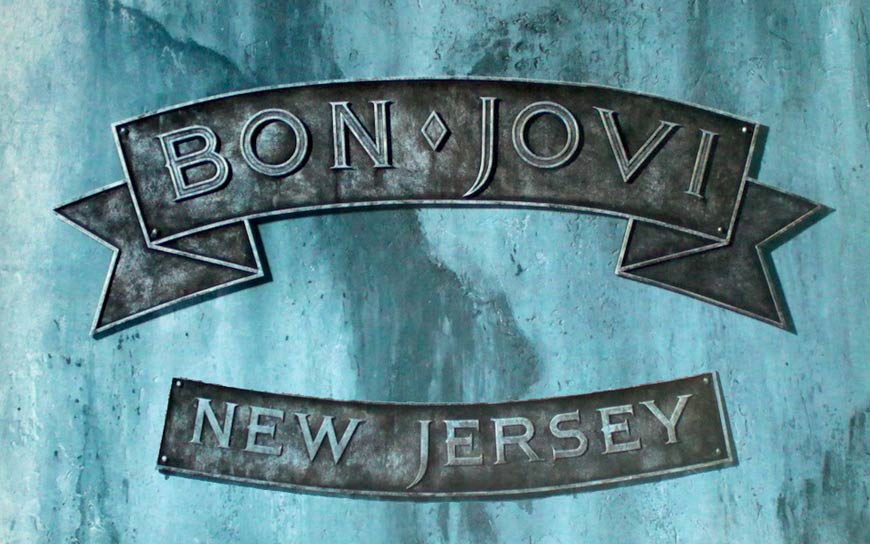 6 Things You Didn't Know About New Jersey (The Bon Jovi Album)