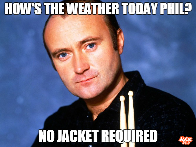 No Jacket Required