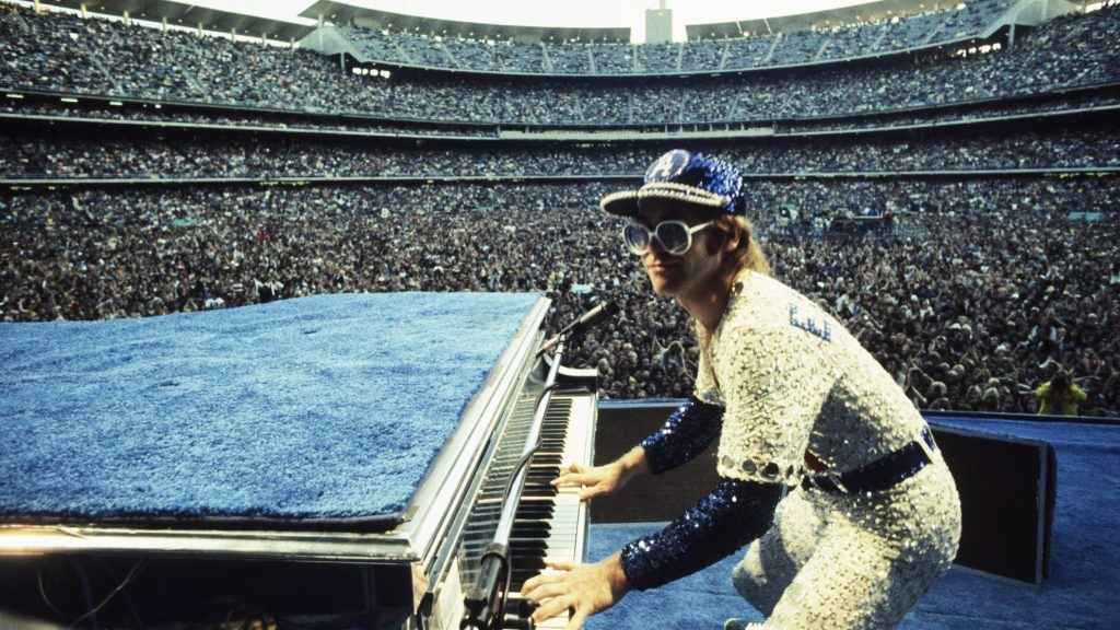 Elton John Most Outrageous Style Moments