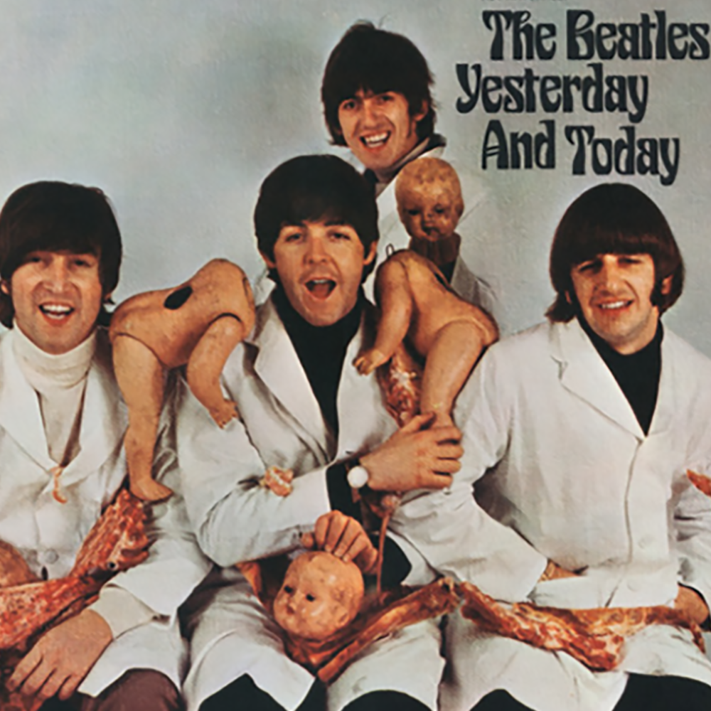 Album Covers That Pushed The Boundaries