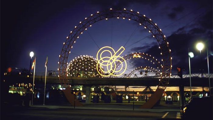 Flashback photos Expo 86